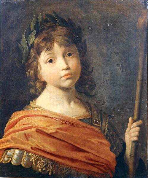 Prince Rupert | Gerrit van Honthorst | oil painting