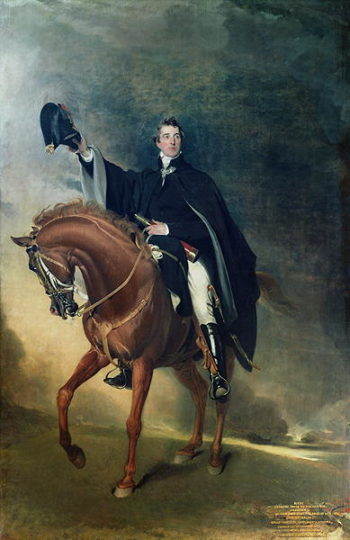 The Duke of Wellington | Sir Thomas Lawrence | oil painting