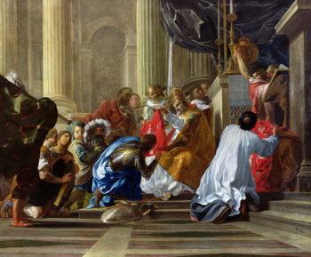 Raymond IV de Saint Gilles | Antoine Rivalz | oil painting