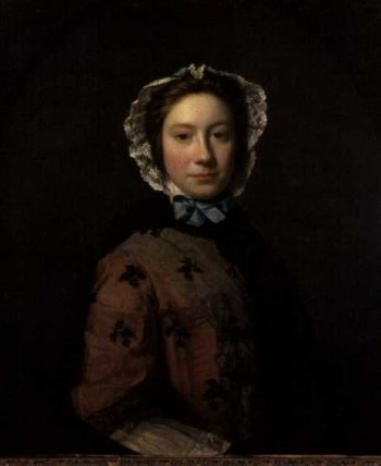 Rosamond Sargent | Allan Ramsay | oil painting