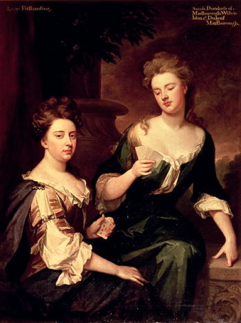 Sarah Duchess of Marlborough | Sir Godfrey Kneller | oil painting