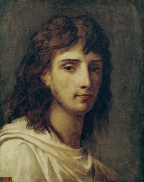 Self Portrait | Baron Antoine Jean Gros | oil painting