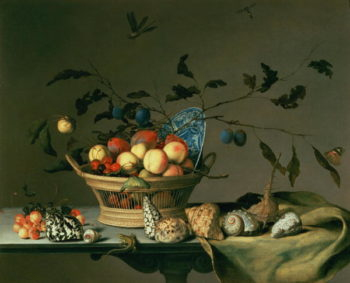 Still Life | Balthasar van der Ast | oil painting