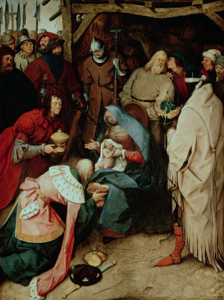 The Adoration of the Kings 1564 | Pieter the Elder Brueghel | oil painting
