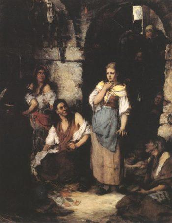 Women in Prison | Ditz | oil painting