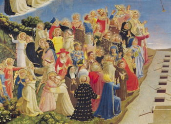 The Last Judgement | Fra Angelico | oil painting