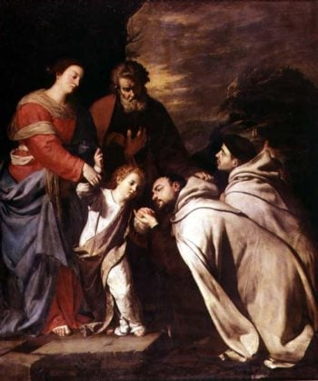The Adoration | Jusepe de Ribera | oil painting