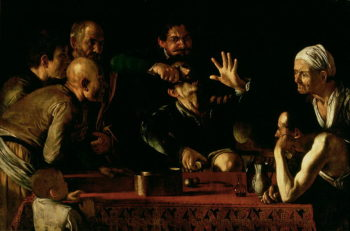The Tooth Extraction | Michelangelo Caravaggio | oil painting