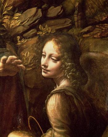 The Virgin of the Rocks | Leonardo da Vinci | oil painting