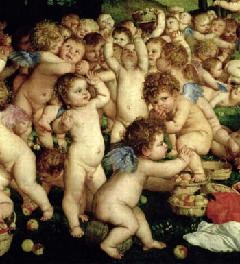The Worship of Venus 1519 | Titian | oil painting