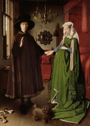 The Portrait of Giovanni | Jan van Eyck | oil painting