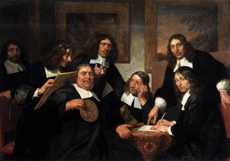The Governors of the Guild of St Luke
