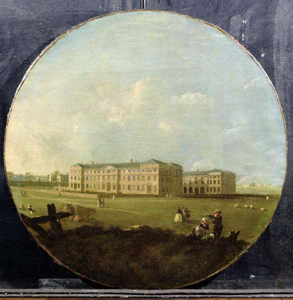 The Thomas Coram Foundling Hospital 1746 | Richard Wilson | oil painting