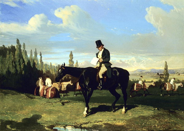 The Trainer | Alfred Dedreux | oil painting