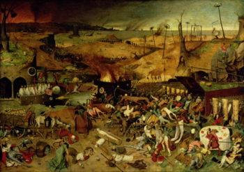 The Triumph of Death 1562 | Pieter the Elder Brueghel | oil painting