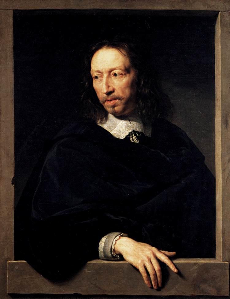 Portrait of a Man 1650   Philippe De Champaigne   oil painting