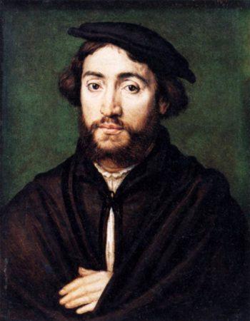 Pierre Aymeric 1534 | Corneille De Lyon | oil painting