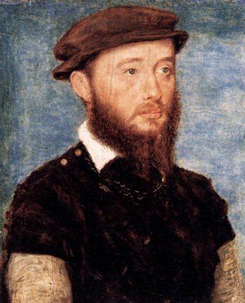 Jean de Bourbon Vend?me 1550 | Corneille De Lyon | oil painting