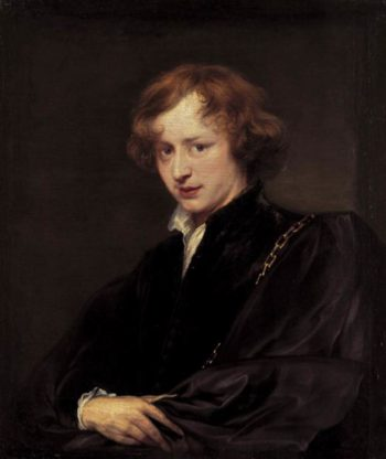 Self Portrait 1621 | Sir Anthony Van Dyck | oil painting