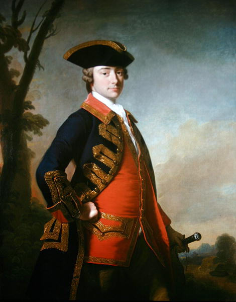Viscount Maywerd of Much Eaton | Thomas Hudson | oil painting
