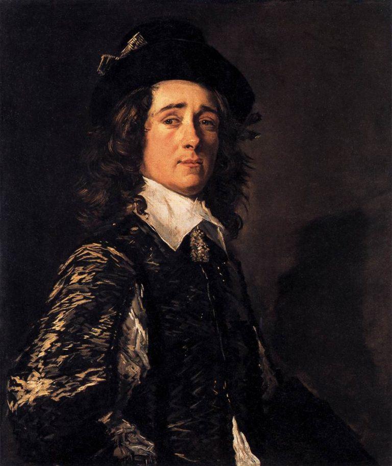 Jasper Schade 1645 | Frans Hals | oil painting