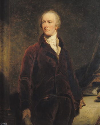 William Pitt the Younger | George Peter Alexander Healy | oil painting