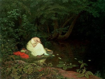 Disappointed love 1821 | Francis Danby | oil painting