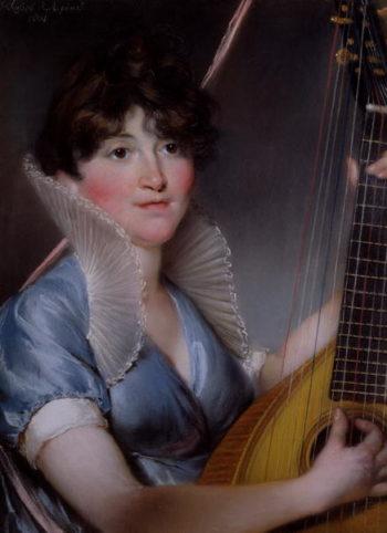 Dorothy Jordan   John Russell   oil painting