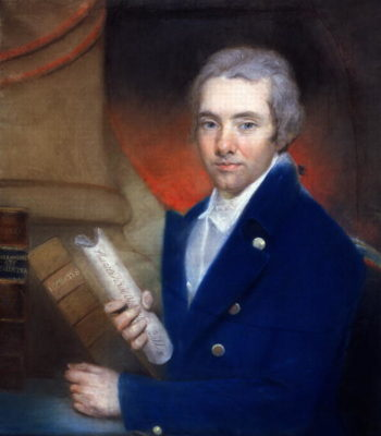 Portrait of William Wilberforce | John Russell | oil painting