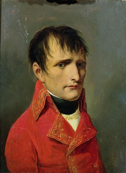 Napoleon Bonaparte | Louis Leopold Boilly | oil painting