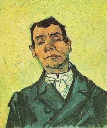 Portrait of a Man | Vincent Van Gogh | oil painting
