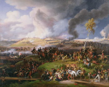 Battle of Moscow 7th September 1812 1822 | Louis Lejeune | oil painting