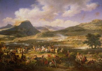 Battle of Mount Thabor 16th April 1799 1808 | Louis Lejeune | oil painting