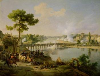 General Bonaparte | Louis Lejeune | oil painting