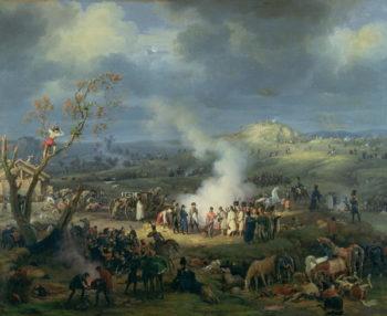 Napoleon | Louis Lejeune | oil painting