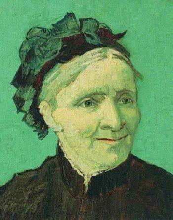 Portrait of the Artist's Mother | Vincent Van Gogh | oil painting