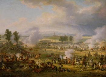 The Battle of Marengo 14th June 1800 1801 | Louis Lejeune | oil painting