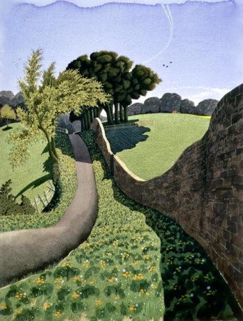 Dandelions | Simon Palmer | oil painting