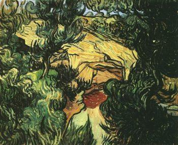 Entrance to a Quarry | Vincent Van Gogh | oil painting