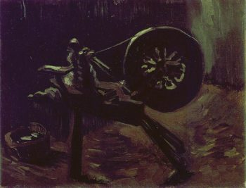 Bobbin Winder | Vincent Van Gogh | oil painting