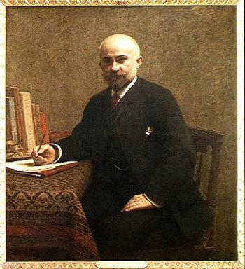 Adolphe Jullien   Ignace Henri Jean Fantin Latour   oil painting