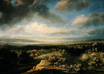 An Extensive Landscape | Phillips de Koninck | oil painting