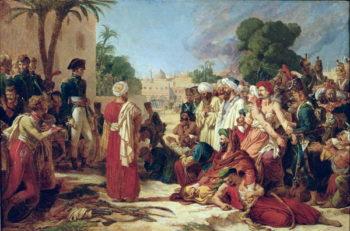 Bonaparte | Baron Pierre Narcisse Guerin | oil painting