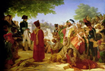 Napoleon Bonaparte | Baron Pierre Narcisse Guerin | oil painting