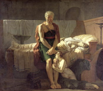 The Return of Marcus Sextus 1799 | Baron Pierre Narcisse Guerin | oil painting