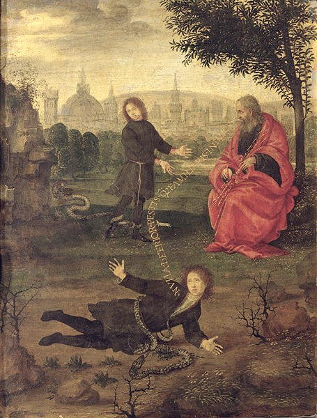 Allegory 1485 90 | Filippino Lippi | oil painting