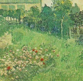 Daubignys Garden | Vincent Van Gogh | oil painting