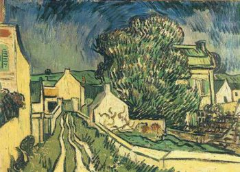 House of Pere Pilon | Vincent Van Gogh | oil painting