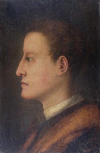 Cosimo de' Medici I | Jacopo Pontormo | oil painting