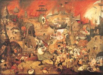 Dulle Griet | Pieter the Elder Brueghel | oil painting